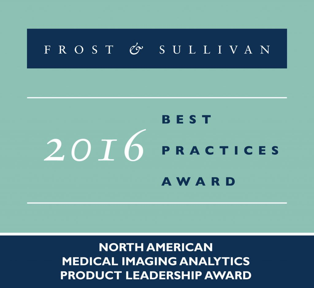 Frost & Sullivan Applauds EDDA's IQQA® Platform, an Advanced Imaging Analytics Technology that Improves Clinical Workflow and Accuracy
